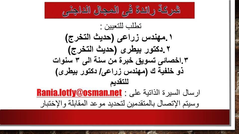 وظائف الأهرام الجمعة 2019   12-7-2019