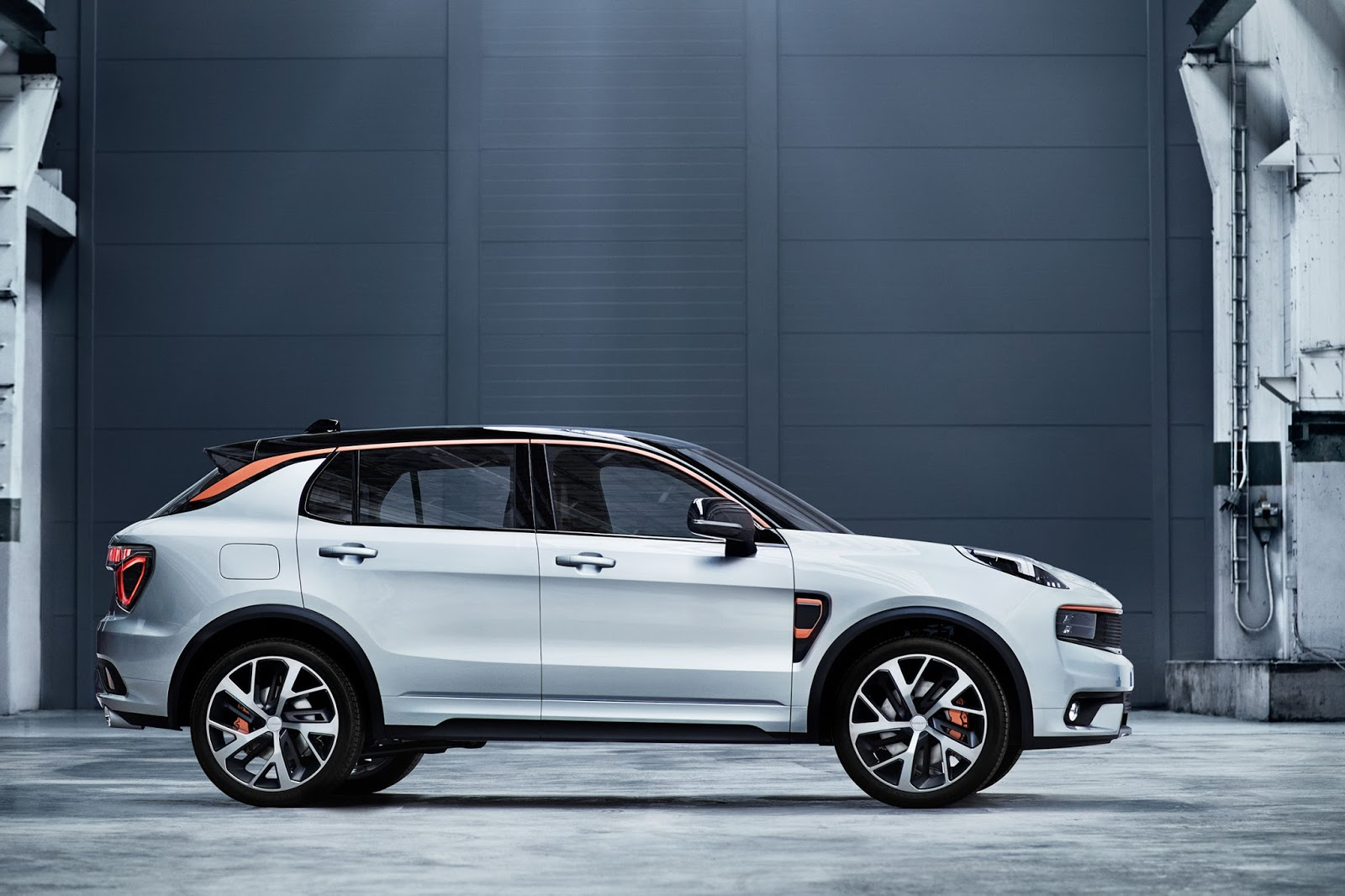 Lynk & Co 02 To Be A Crossover | Carscoops