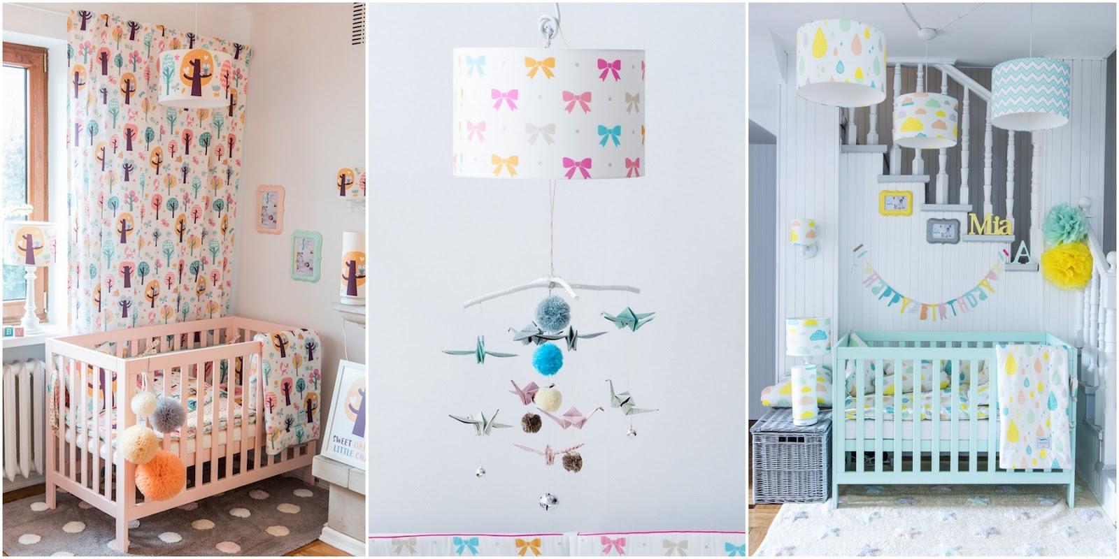 Oświetlenie W Pokoju Dziecka Dziecięce Inspiracje