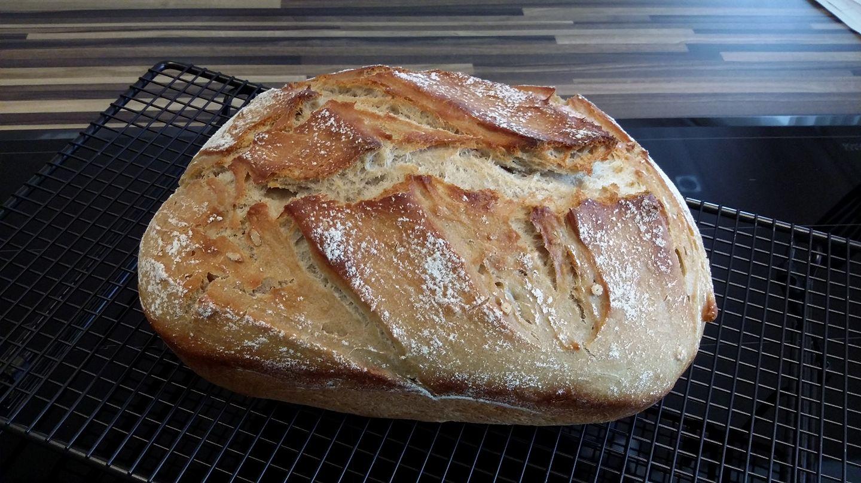 Friss Dich Dumm Brot Aus Dem Ofenmeister Von Pampered Chef
