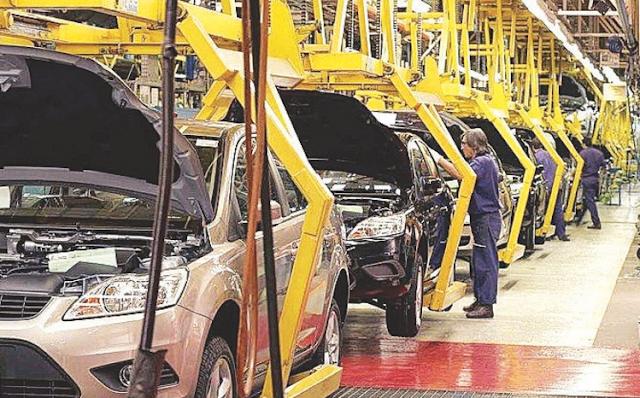 Hallan marihuana en EU en carros Ford producidos en México