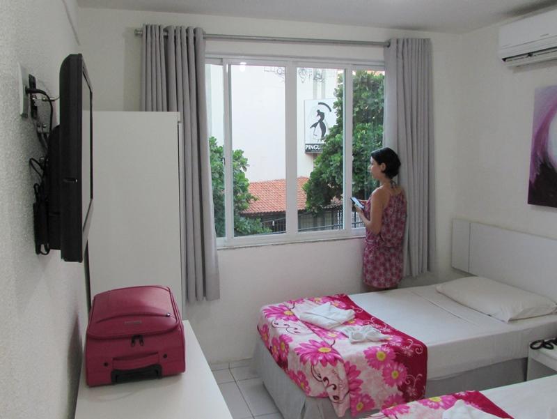 Hotel bom e barato na Praia de Iracema, Fortaleza