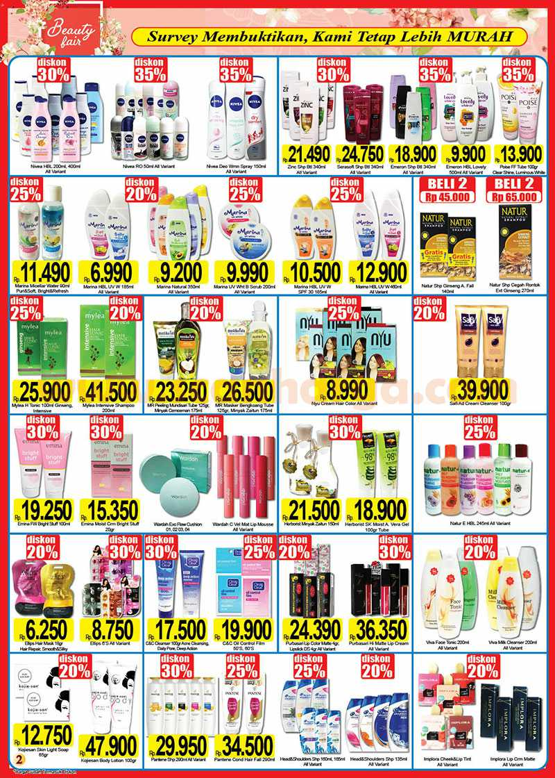 Katalog Promo Naga Pasar Swalayan 25 November - 10 Desember 2020 2