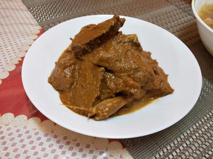 resepi kerutuk daging