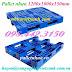 Pallet nhựa 1200x1000x150mm PL466 giá rẻ, siêu cạnh tranh call 0984423150 – Huyền