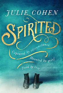 Spirited by Julie Cohen book cover