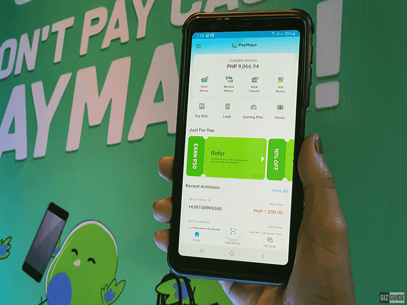 PayMaya announces PayMaya Preferred partners with Better than Cash rewards!