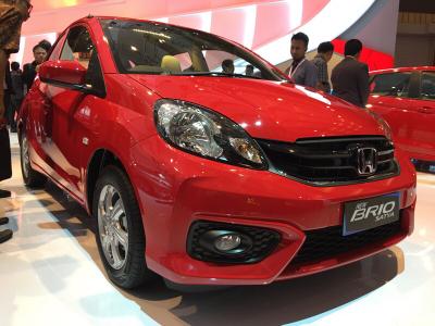 Harga Honda Brio RS Dan Satya Facelift Pekanbaru Riau, Harga Mulai Rp 147 Jutaan