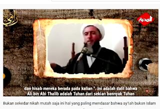 Youtuber : Syiah Itu Sebuah Aliran Atau Sebuah Agama Sendiri?