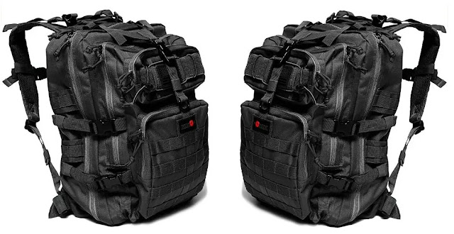 4- 24BattlePack Tactical Backpack Assault Black