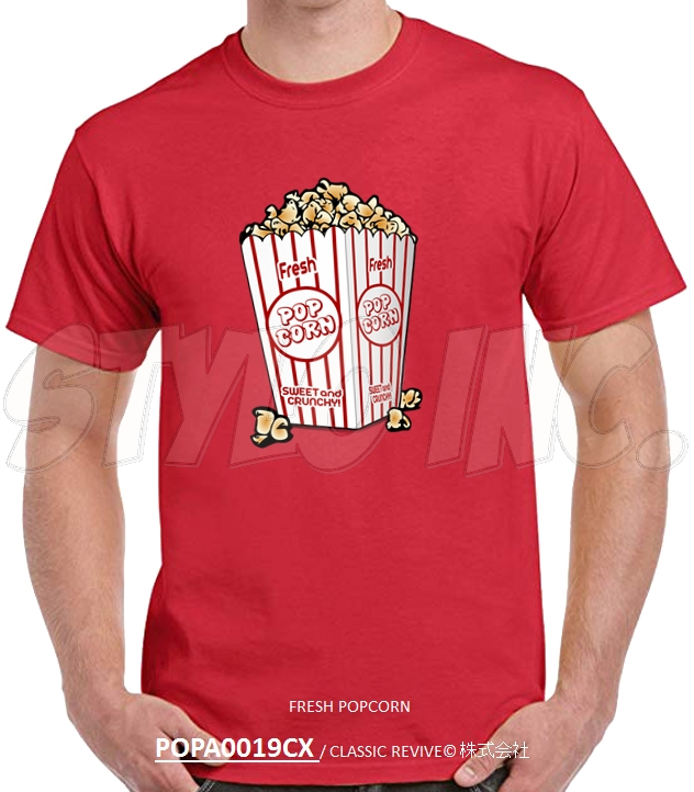 POPA0019CX FRESH POPCORN
