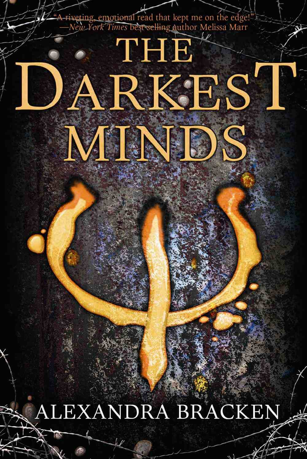 The Darkest Minds Alexandra Bracken cover