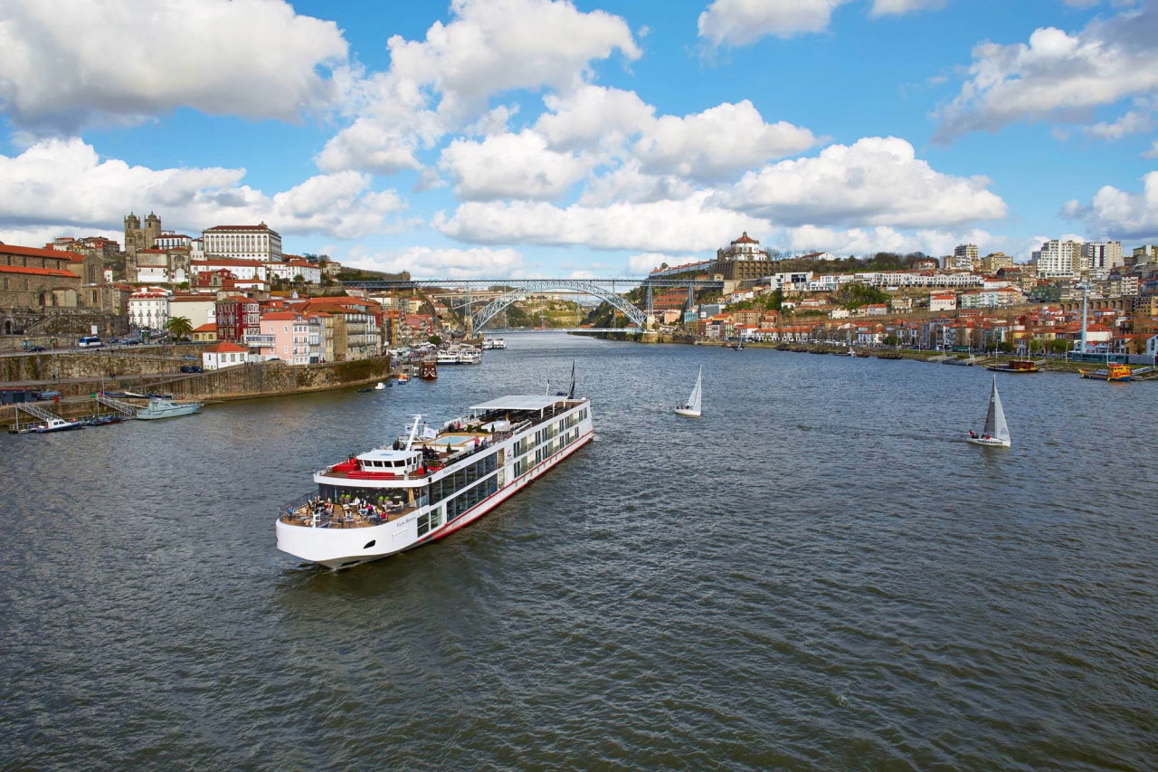 Круиз по реке Дору на лодке