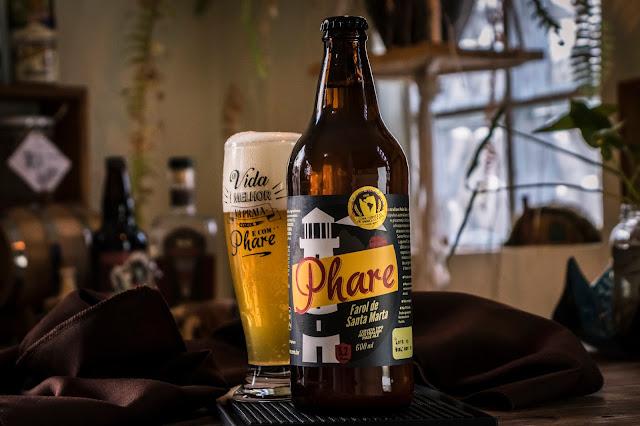 Cerveja Farol de Santa Marta - Australian Pale Ale