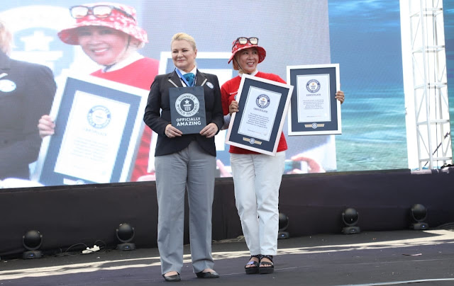 WASI Pecahkan, 3 Guinness World Record