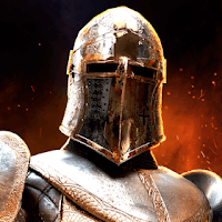 Knights Fight 2: Honor & Glory (1 Hit - Dumb Enemy) MOD APK