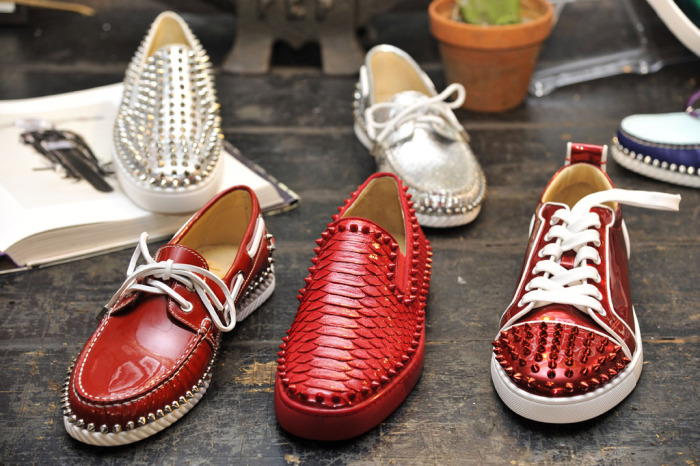 zapatos christian louboutin caballero