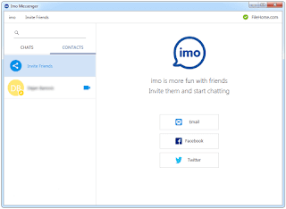Imo Messenger 2019 Is the most famous application for