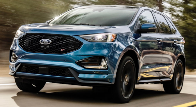 2019 Ford Edge ST Review Design Release Date Price And Specs