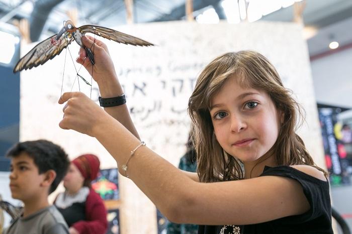 יום העצמאות במוזיאון המדע בירושלים