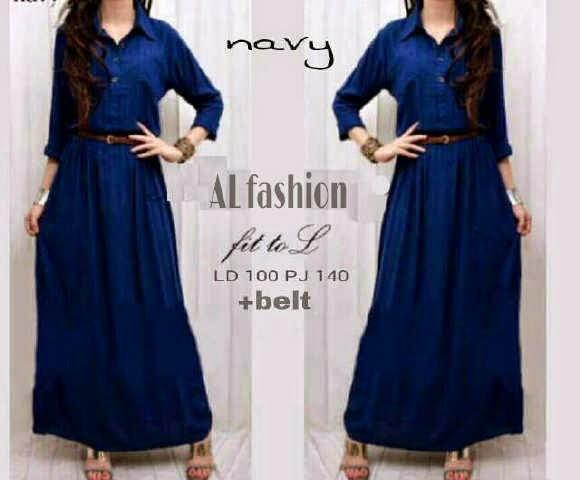 Maxi Dress Muslim Maxi Dress Terbaru Maxi Dress Murah Online
