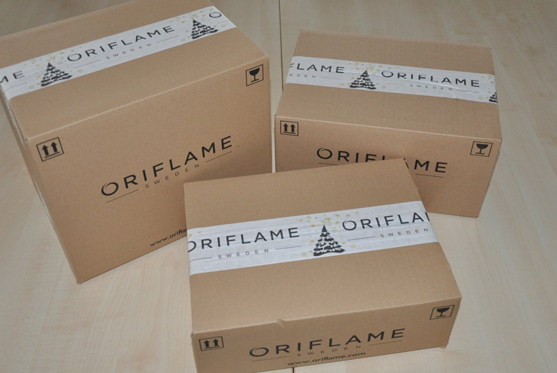 Encomendas Oriflame