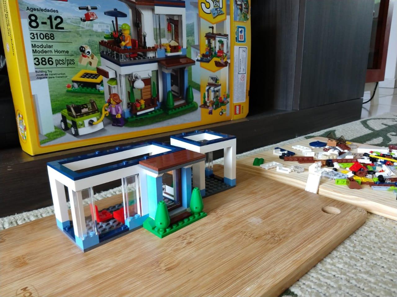 lego modular home 5