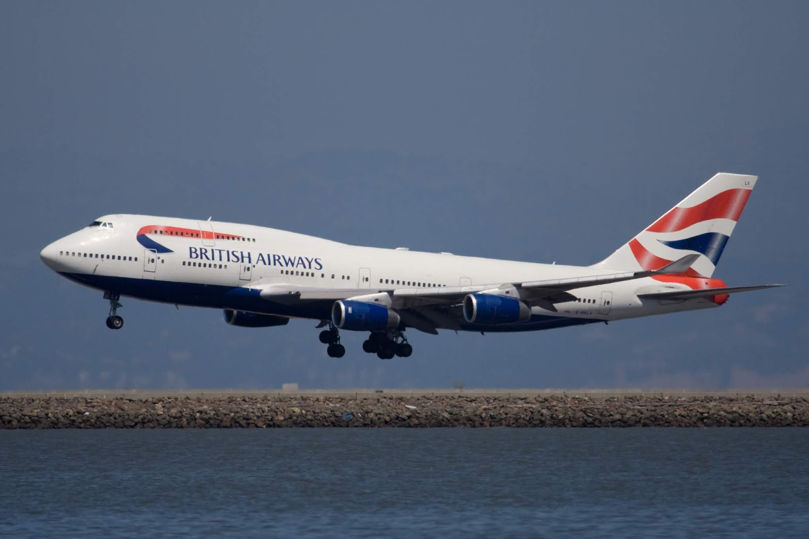British Airways cancels most flights for two days due to