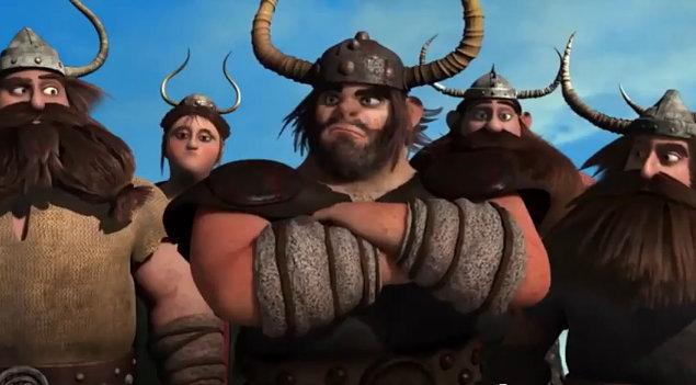 David Tennant Appears In Dreamworks Dragons Riders Of Berk