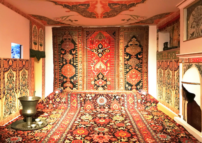 Carpet Museum in Baku