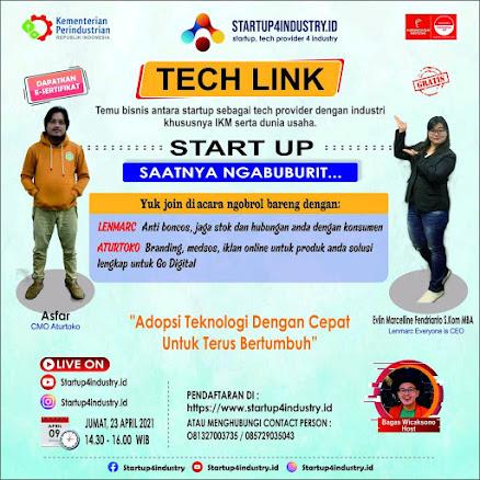 Start Up Saatnya Ngabuburit - 23 April 2021