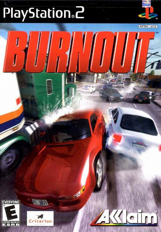 Burnout PAL PS2
