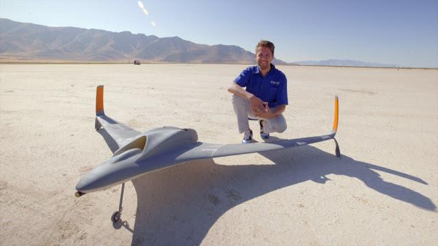 Pesawat Jet Pertama yang dibuat dengan printer 3D