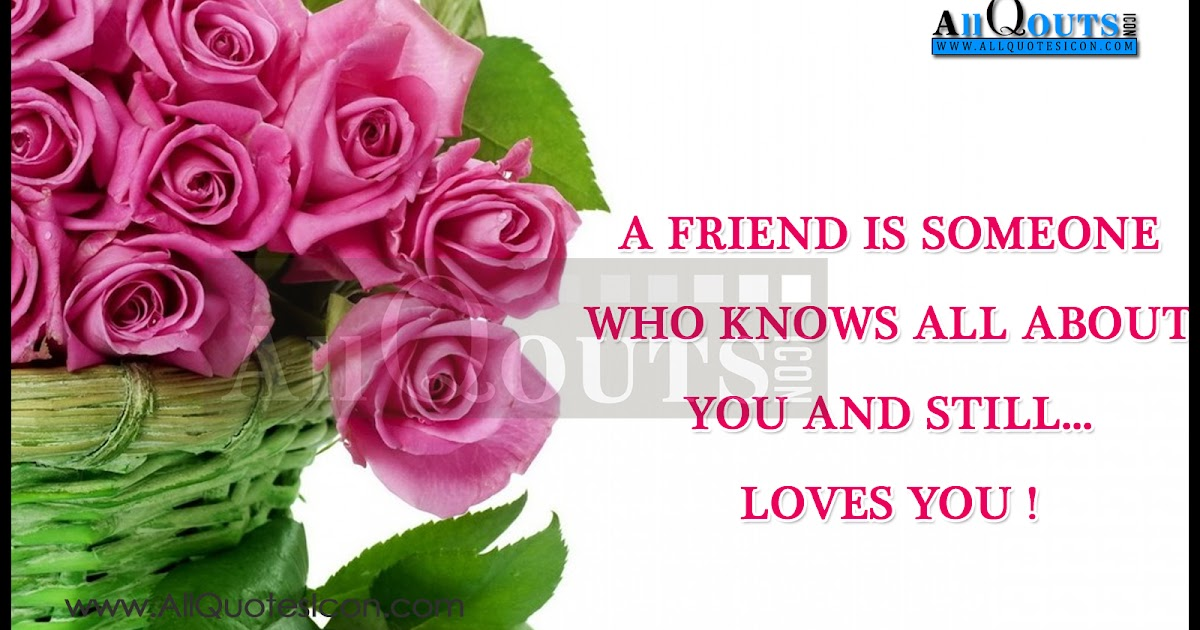 Best Friendship Quotes and Pictures in English HD Wallpapers Best ...