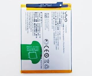 Baterai Vivo asli