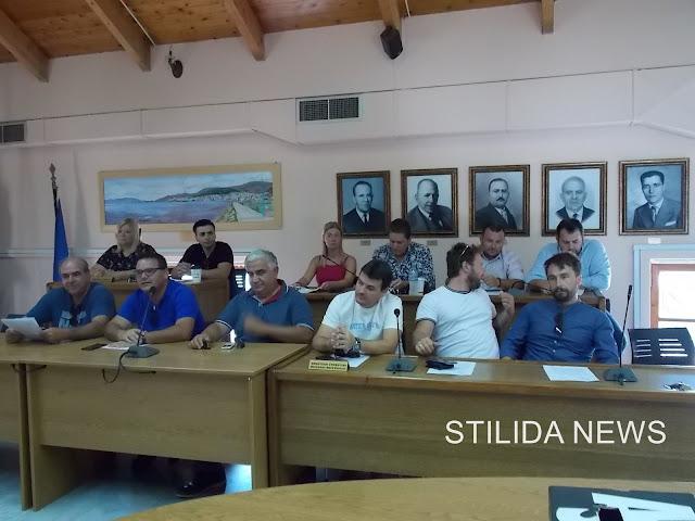 Στυλίδα: Δημαιρεσίες στο Δήμο Στυλίδας - Πρόεδρος εκλέχτηκε ο κ. Χάδος Νικόλαος