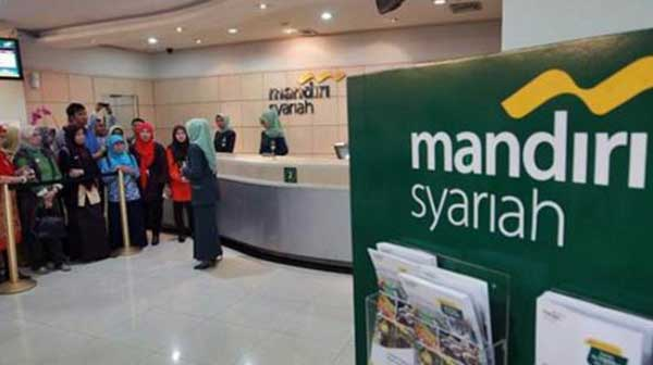 Alamat & Nomor Telepon Kantor Bank Mandiri Syariah Kota Surabaya