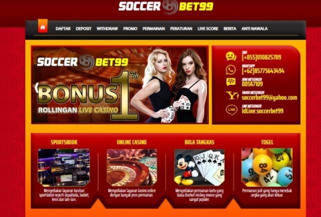 Link Alternatif Soccerbet99