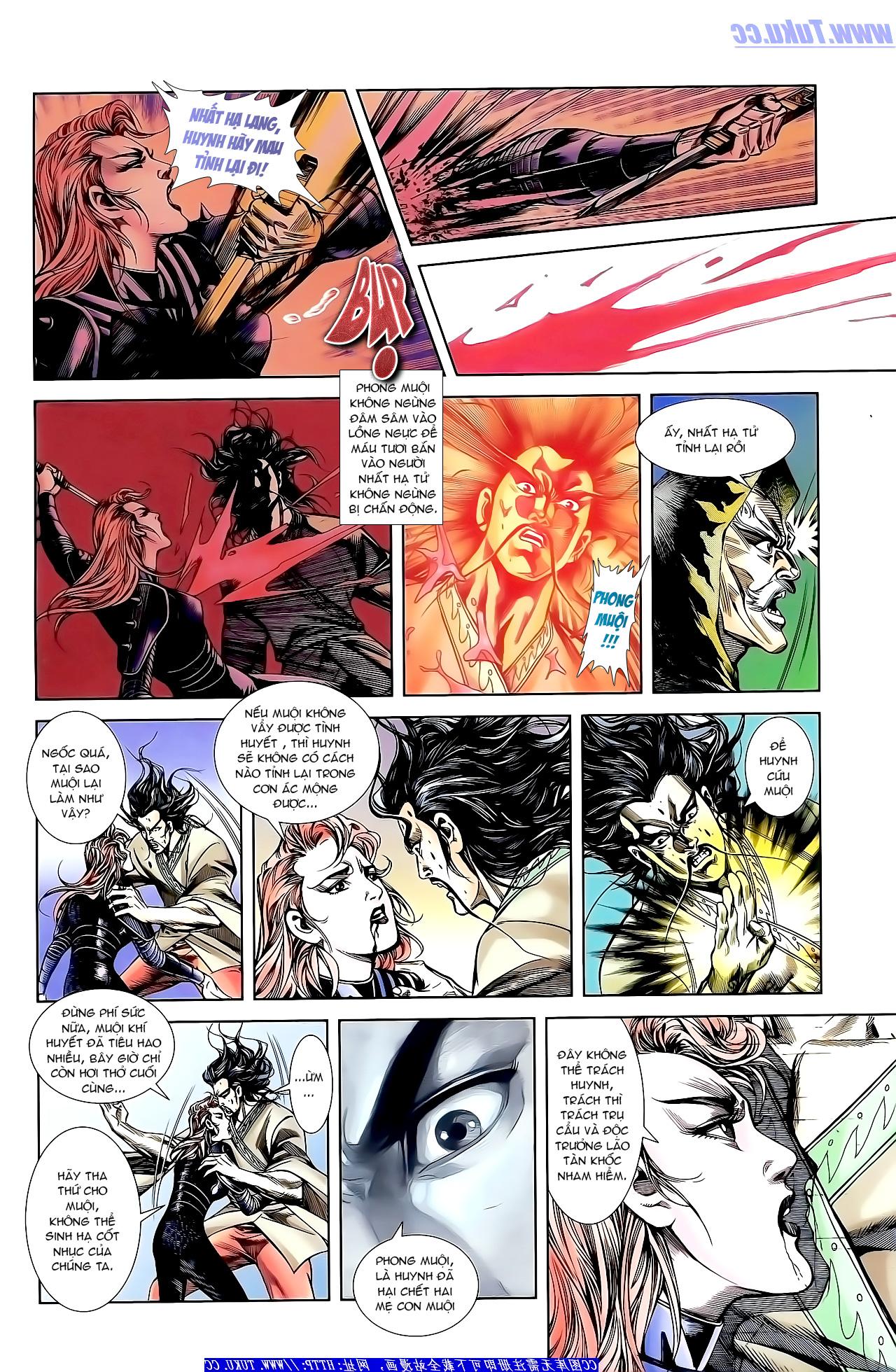 Cơ Phát Khai Chu Bản chapter 158 trang 5