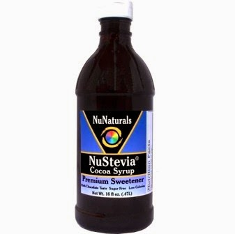 luxury haven nunaturals nustevia cocoa syrup giveaways