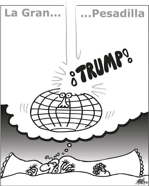 Humor en cápsulas. Para hoy martes, 8 de noviembre de 2016