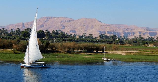 موضوع تعبير عن نهر النيل واهميته