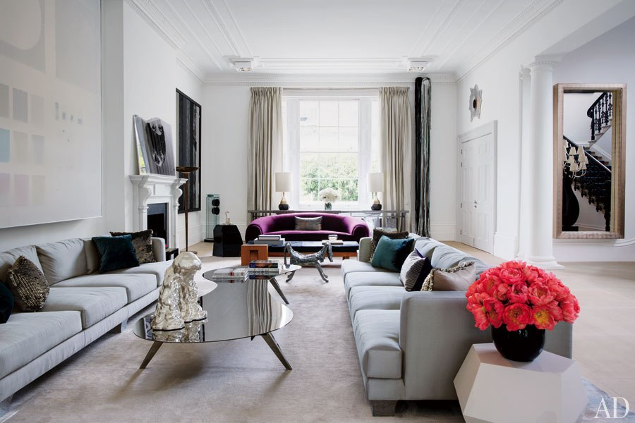 New Home Interior Design A 19th Century London Townhouse