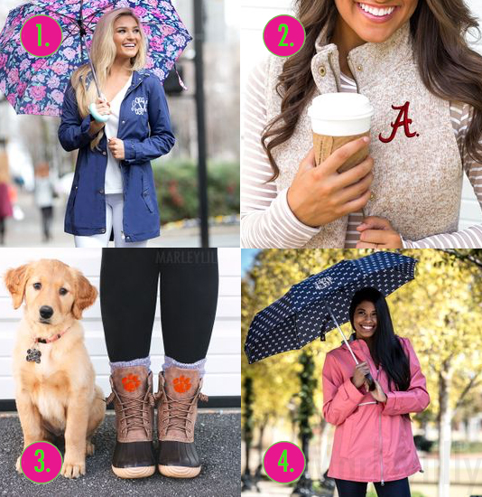 transition monograms for fall