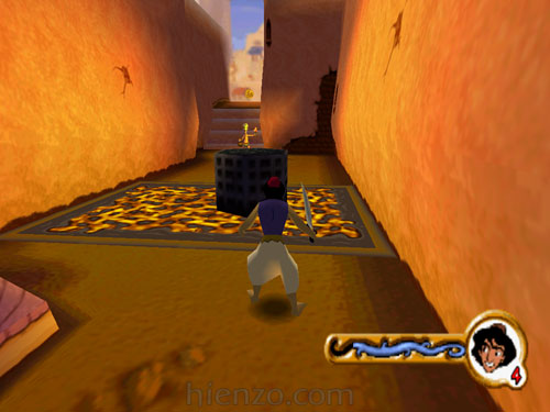 Disney's Aladdin in Nasira's Revenge PC Gameplay