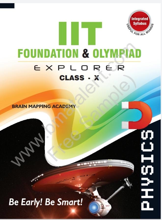 IIT FOUNDATION & OLYMPAID Class 10[BMP]