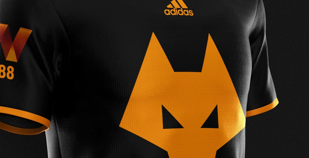 de83bddf5e1 Amazing Adidas Wolves 19-20 Home, Away & Third Concept Kits by Saintetixx