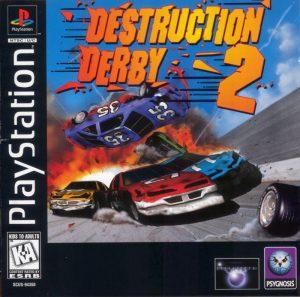 Baixar Destruction Derby 2 (1996) PS1