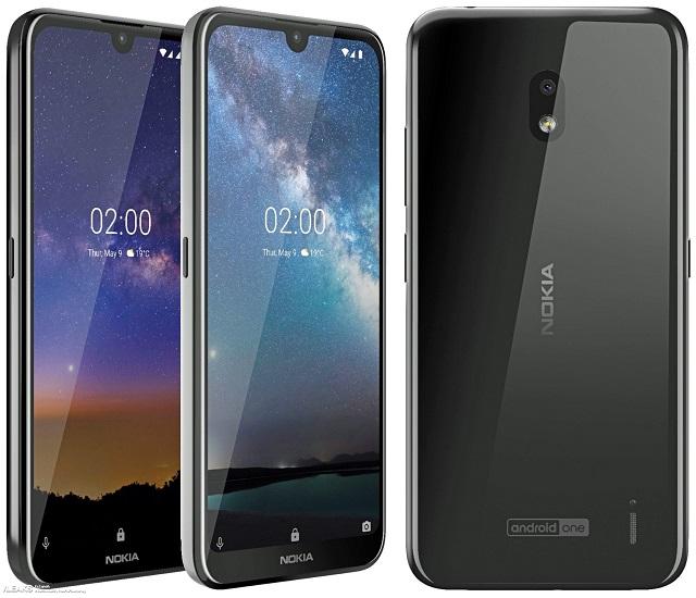 سعر جوال Nokia 2.2 فى السعودية