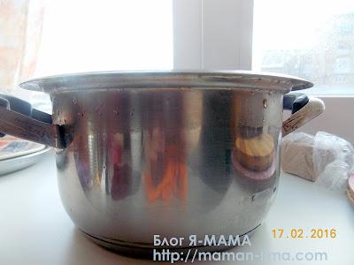 Как отмыть сковороду от нагара